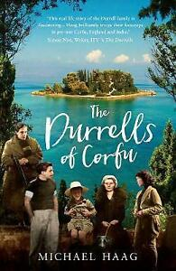 The-Durrells-of-Corfu-by-Haag-Michael-NEW-Book-FREE-amp-Fast-Delivery-Paperba