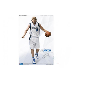 1 6 Dirk Nowitzki Masterpiece Real NBA Dallas Mavericks Enterbay
