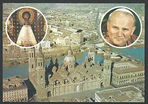 image pieuse postale del Papa Juan Pablo II santino holy card estampa 9Dlwy5Q1-09111021-833411426