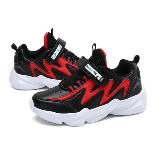 Kids Running Sneakers Trainers Sport Shoes Tennis Breathable for Boys Girls Size