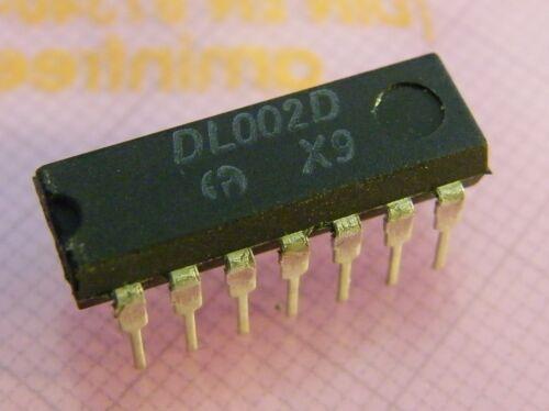 20x DL002D Quad 2-Input NOR-Gate =74LS02 HFO