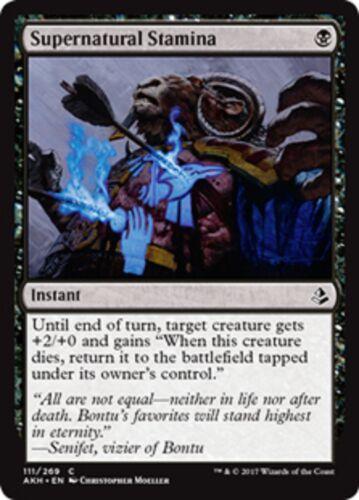 MtG Magic The Gathering Amonkhet Common Cards x4