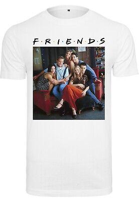 MERCHCODE Friends Group Camiseta Hombre