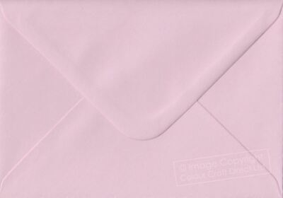 Metallic Silver G6-125 mm x 175 mm 100gsm Gummed Small Colour Card Envelopes