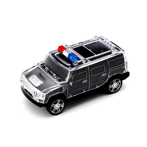 Mini Bluetooth Speaker Car Shape Wireless Speakers DS-H5BT S FM Radio USB Port