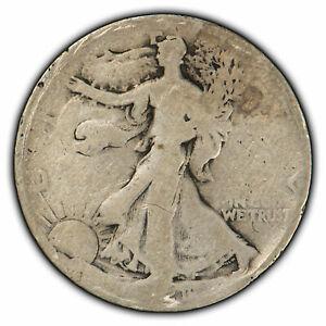 1921-50c-Silver-Walking-Liberty-Half-Dollar-Key-Date-Coin-SKU-X709