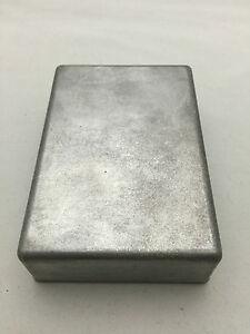 New! TAKACHI Aluminum Deichst Box Case 3.3×1.3×4.7inch 85×35×120mm Made in Japan