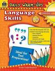Language Skills, Grade 3 by Mary Rosenberg (Paperback / softback, 2009)