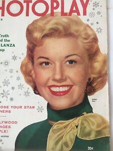 Vintage-Collectible-Movie-Magazine-Doris-Day-Cover-December-1952