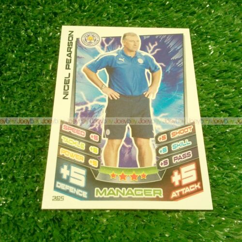 12//13 championship manager card match attax 2012 2012