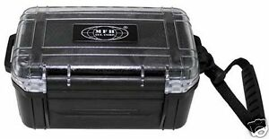 MFH Kunststoffbox wasserdicht large oliv