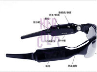 Hot Polarized Spy Video Camera Sun Glasses Hd Sports Cam Brand