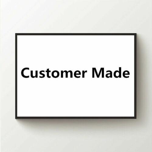 personalized Custom Made Leinwand Wandkunst Malerei Poster Bild Ungerahmt