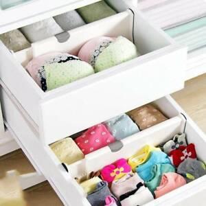 Adjustable Creative Drawer Divider Household Storage Organizer Draw Separators