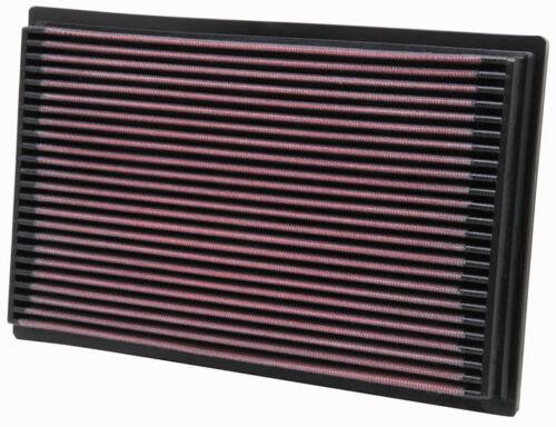 OEM 16500EB30B 33-2080 K/&N AIR FILTER fits Nissan NAVARA 2.5 Diesel 2013