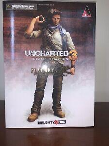 Uncharted 3 Drake S Deception Nathan Drake Play Arts Action