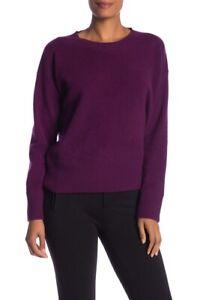 Neck Crew L I Vince Lilla Størrelse Oversized Cashmere Ny Pullover B6ZtqpwE