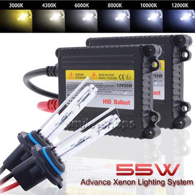 For Honda Odyssey 55W HID Kit H11 Xenon Headlight Fog Light Metal Base Ballast