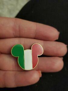 Country-Flag-Icon-Disney-Pin-Mickey-Head-amp-Ears-Italy