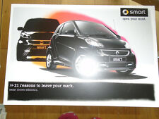 Smart Fortwo Edition 21 brochure Apr 2013