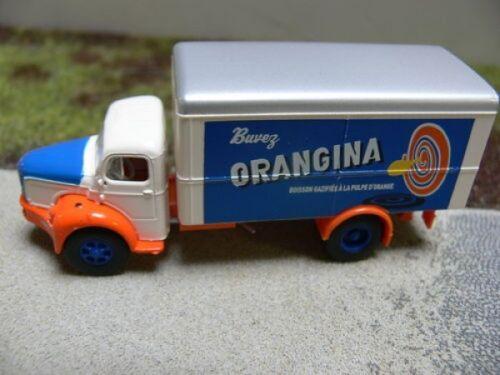 1//87 Brekina Berliet GLR 8 Orangina 85309