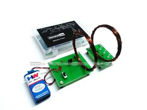 Details about INSIGNIA LABS - WIRELESS POWER TRANSFER DIY KIT - DIY  ELECTRONIC PROJECT