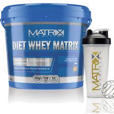 5kg & 908G Diet Whey Protein Powder Shake Drink