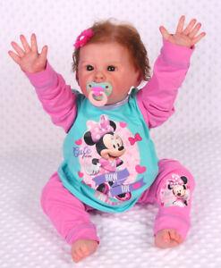 Details zu Schlafanzug Kinder Baby Pyjama SET Hose Shirt Disney Minnie Mouse Anzug 92 110