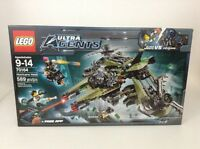 Lego Ultra Agents 70164 Hurricane Heist - Retired Set 589 Pcs Ages 9+ Sealed
