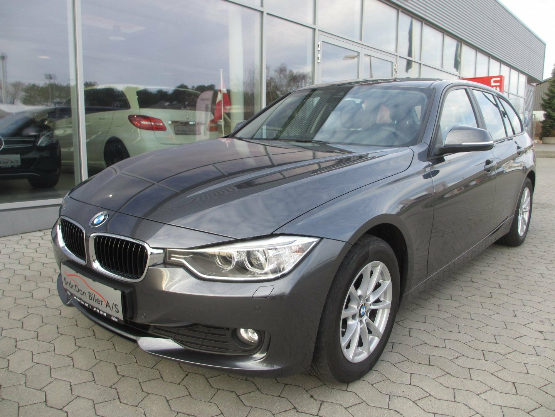 BMW 320d 2,0 Touring aut. 5d - 279.900 kr.