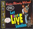 Kevin Bloody Wilson - Let Loose Live in London 2cd Australian Comedy FASTPOST