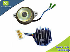 New Kubota Dynamo & Regulator B2710HSD B2910HSD B7800HSD