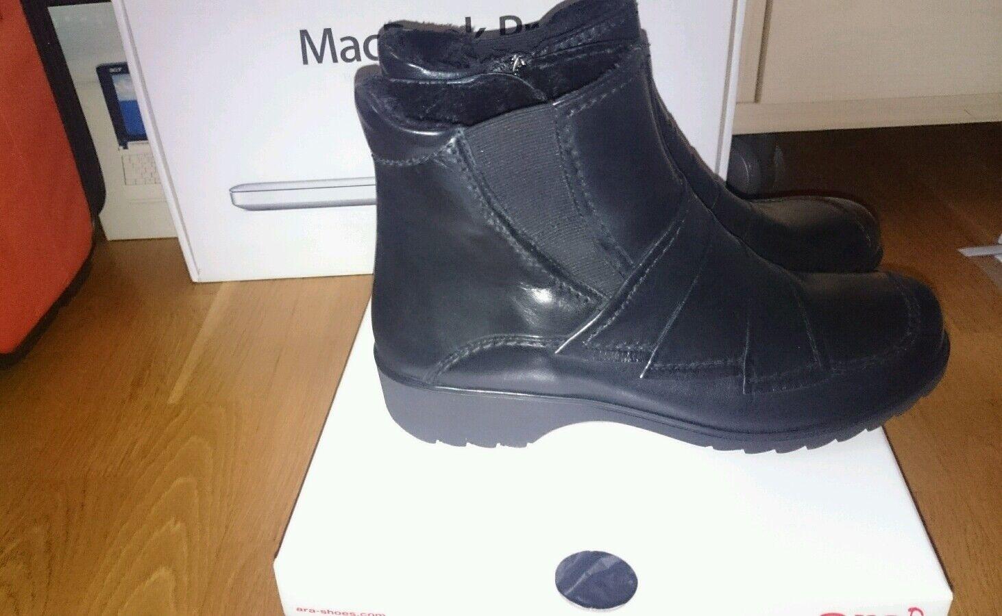 Ara zapatos zapatos Ara botín talla 37,5 057469