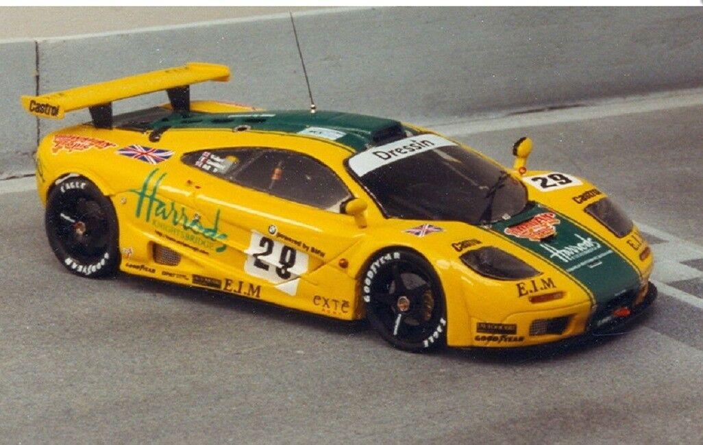 1 43 renaissance         McLaren F1 GTR Le Mans 96 n°29 Harrods racing 026eme