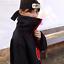 Indexbild 2 - Naruto AKATSUKI ROBE Cloak Uchiha Itachi Cosplay Costume Claok Cape Unisex S-XXL