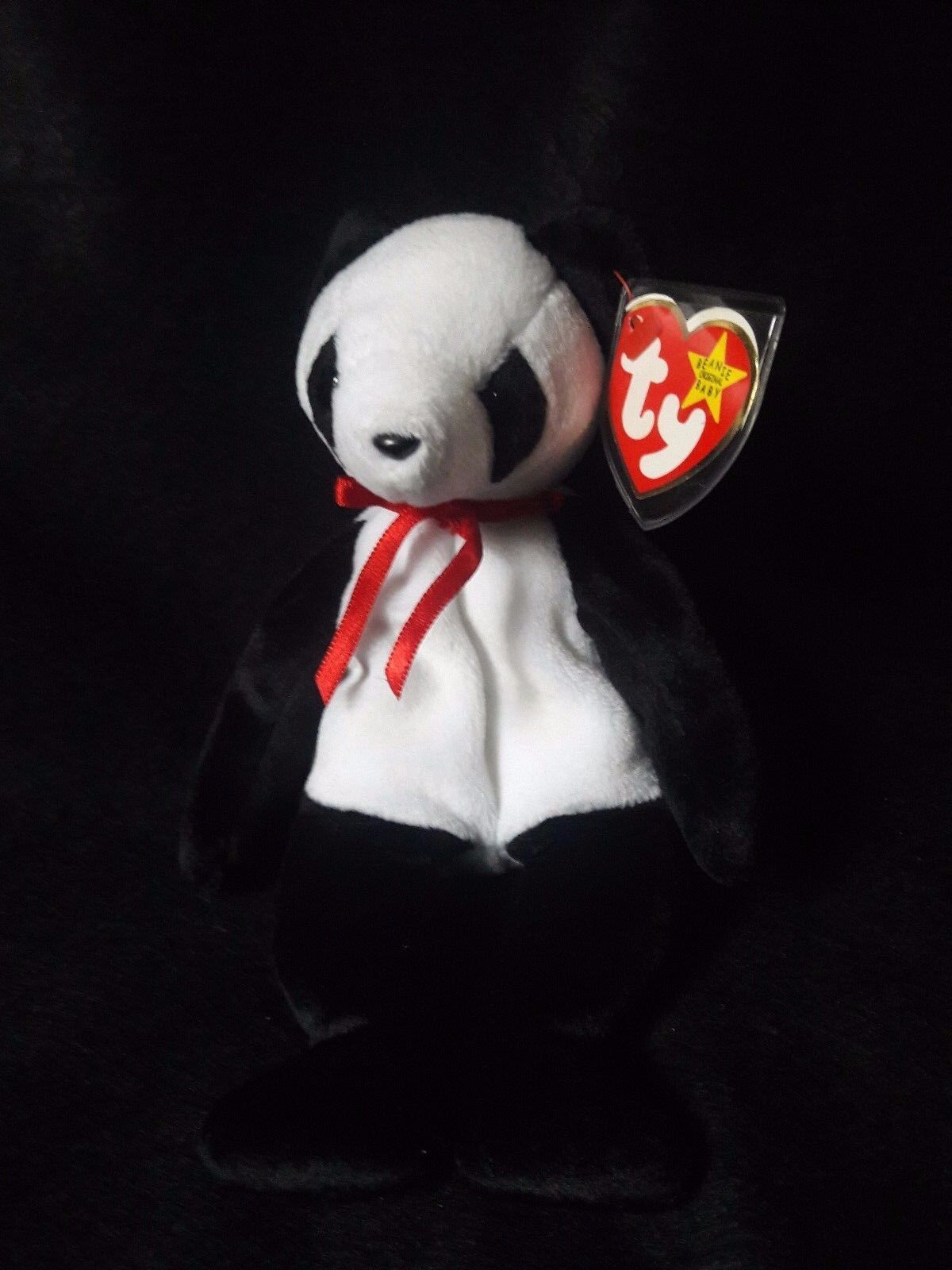 FORTUNE Ty Beanie Baby Retired with errors RARE