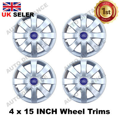 Ford Transit Connect 2002-2018 15 Inch Wheel Trim  Cover With emblem 15//329