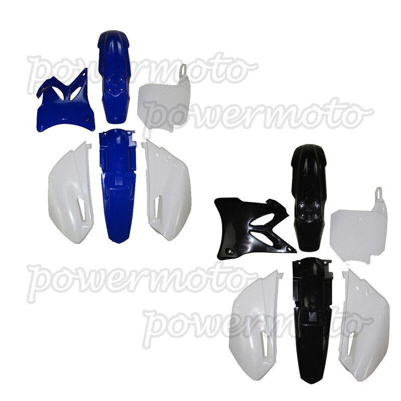 Aftermarket Plastic Fender Kit For Dirt Bike Yamaha YZ85 2002-2014 Motorcycle