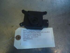 Stellmotor-Heizung-Opel-Zafira-B-309368000CD-2-0T-147kW-Z20LER-72543