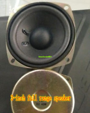 8pc 4 inch 8 ohm Loud Speaker 4in 10 watt max//5w Standard Arcade Pinball Mame