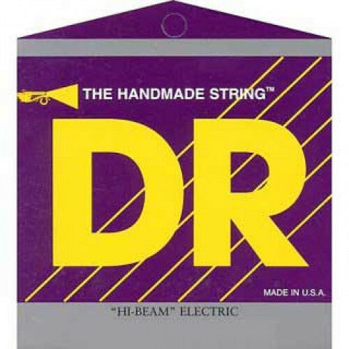 DR  MTR-10 Hi-Beam Electric Guitar Strings medium gauges 10-46