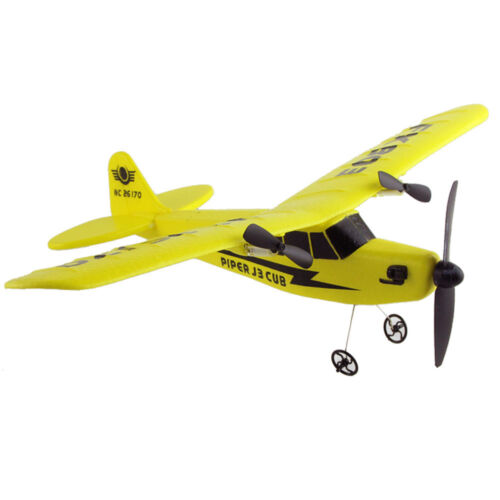 2.4G 2CH Cool EPP Foam Remote Control RC Helicopter Plane Glider Airplane Toys