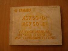 1976 Werkstatthandbuch Shop Repair Manual Yamaha Ty 50 M Manuel D Atelier Ebay