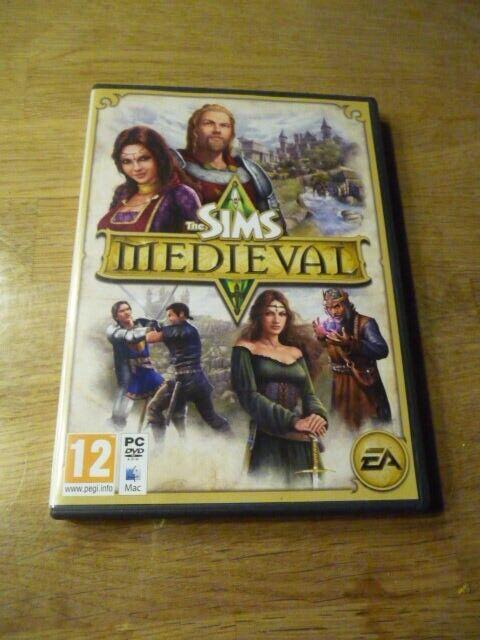 The sims medieval, til pc, anden genre