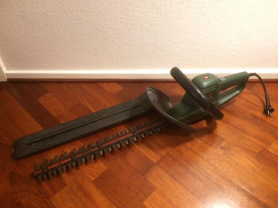 Hækklipper, Black and Decker GT 420 43 cm