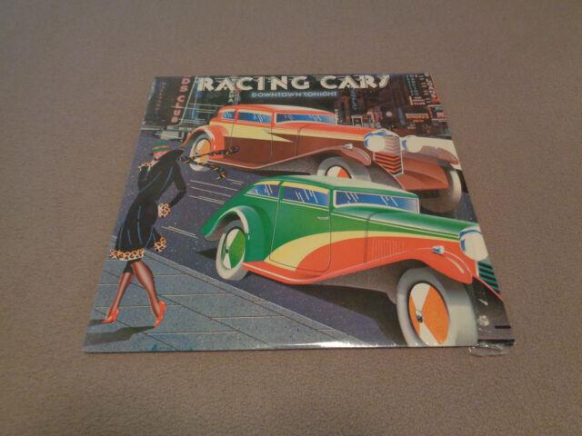 Racing Cars – Downtown Tonight - Chrysalis 12
