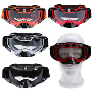 Adult-Goggles-Motorcycle-Motocross-Racing-ATV-MX-Dirt-Bike-Off-Road-Eyewear-Hot