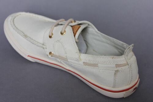 Tommy Bahama  CALDERON  Mens Casual  Boat  Canvas Lacing  Shoes  Sneakers