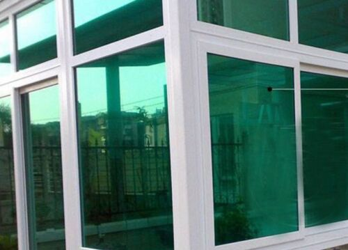 "15/""x10/' REFLECTIVE GREEN PROLINE WINDOW FILM COLOR SOLAR TINT"