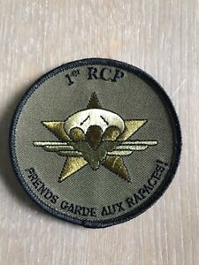 French 1 RCP Patch